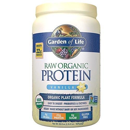Garden of Life | reines bio Protein | 22 oz (624g) | vegan