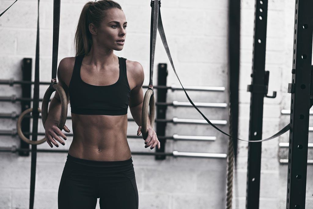 Ernährungsplan Bodybuilding fettabbau Frau