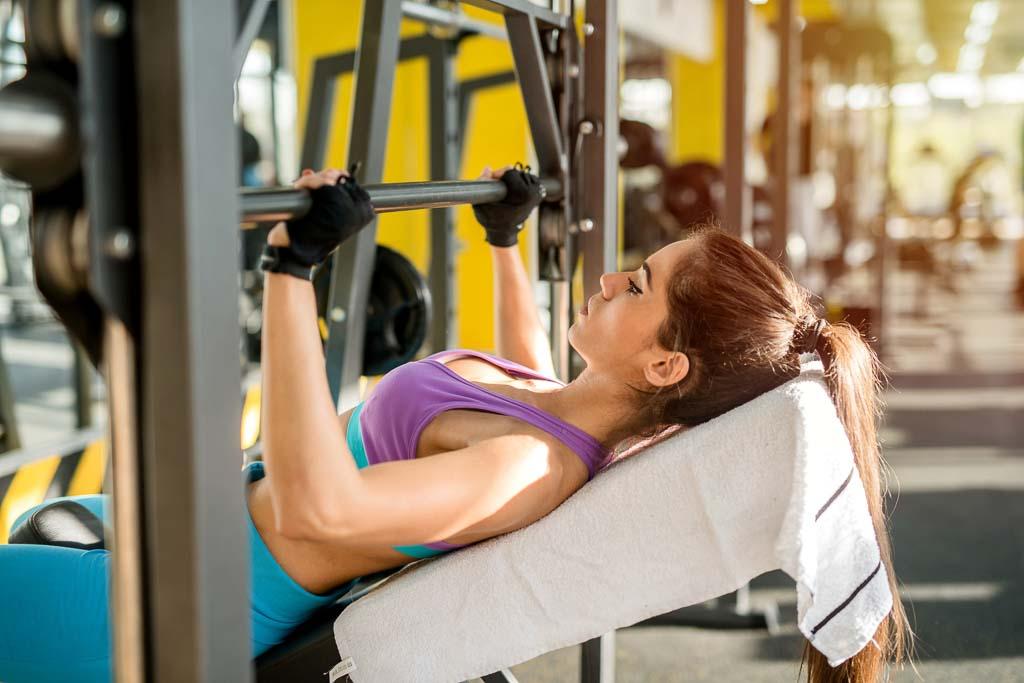Fitnessstudio Anfänger Tipps/Was nehme ich mit?