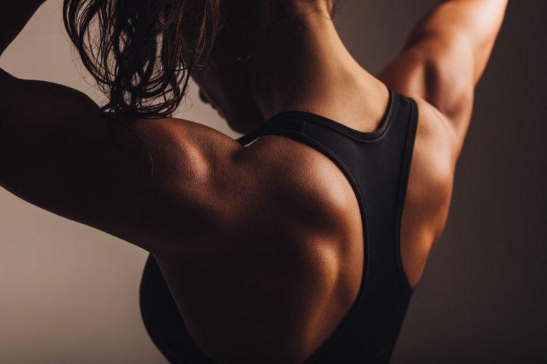 Gute Rückenübungen für Frauen