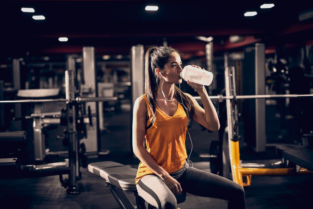 besten Pre-Workout Nahrungsergänzung für Frauen