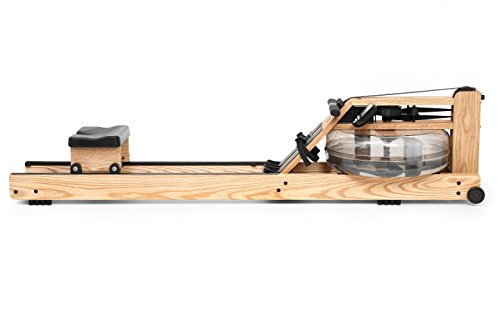 WaterRower Natural Ash S4 Rowing Machine - Gym, Fitness, Rehabilitation Training