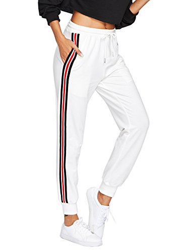 SweatyRocks Damen Jogginghose