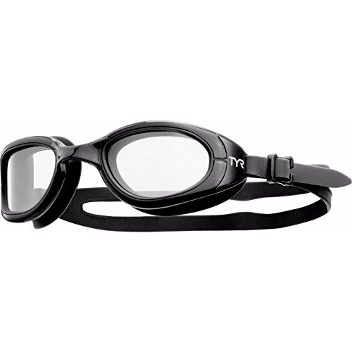 TYR Erwachsene Special OPS 2.0 Transition Schwimmbrillen, schwarz, One Size
