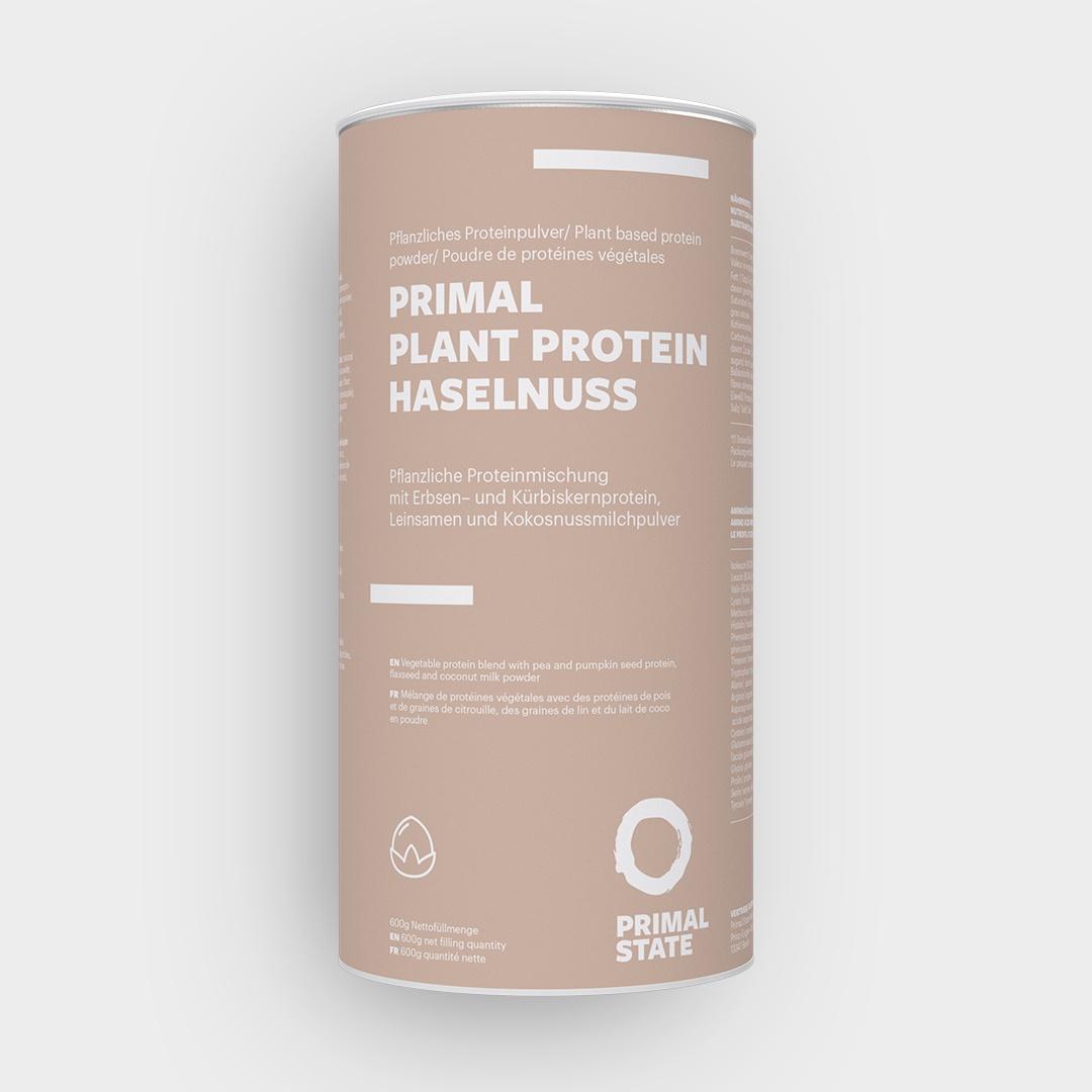 Plant Protein Hazel